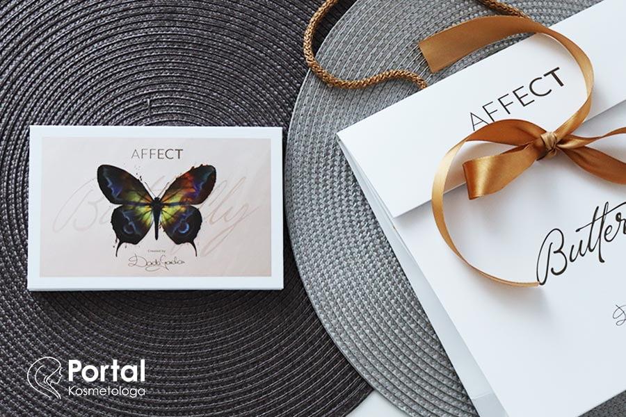 Paleta cieni Butterfly od AFFECT