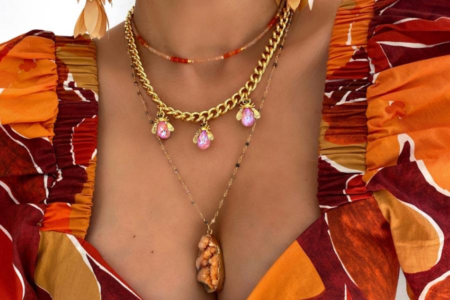 Biżuteria na wczasy na rajskiej wyspie. By Dziubeka wydaje kolekcję Paradise.