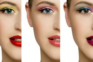 Kolorowe soczewki kontaktowe prostym sposobem na zmianę barwy oczu