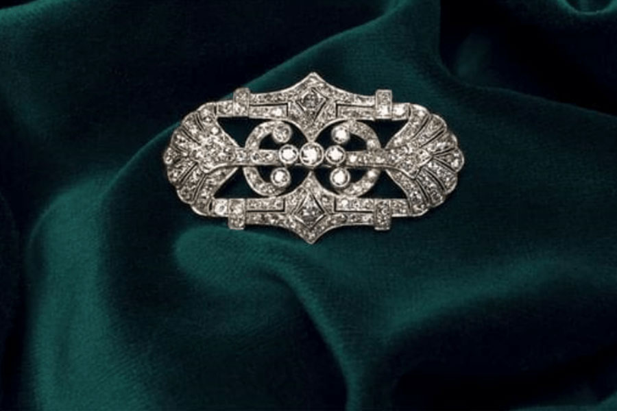 Biżuteria wiktoriańska